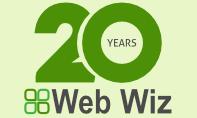 Web Wiz 20th Anniversary
