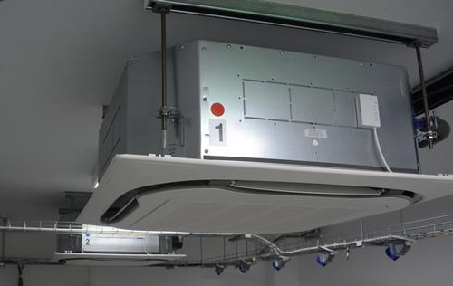 Data Centre Daikin Heat Exchanger Units