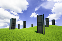 Green Server Colocation