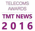 Telecomes Awards - TMT News - 2016