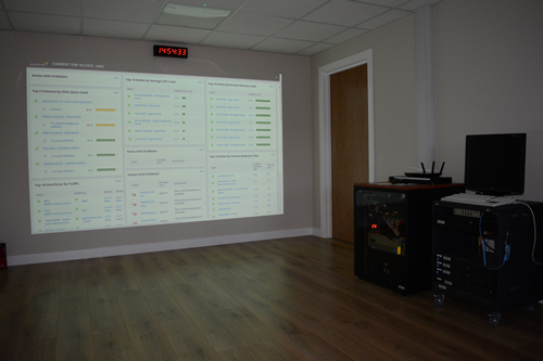 Web Wiz Network Operations Centre (NOC)