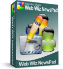 Web Wiz NewsPad